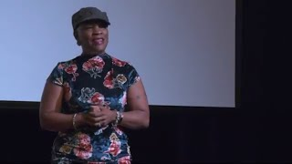 I Found Myself When I Lost My Hair | Tanya Barnett | TEDxWilmingtonWomen