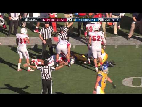 Fresno State Football vs San Jose State