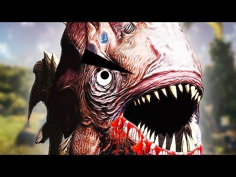 เกมที่ปลาปิรันย่าในยุคไดโนเสาร์โหดไม่ปราณีใคร!!    Ark Survival of The Fittest (3)