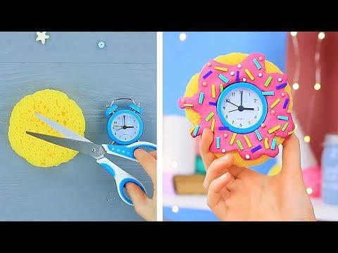 Stellt Sachen Her, Die Wie Süßigkeiten Aussehen / 11 DIY Süßigkeiten Zimmer Deko Ideen
