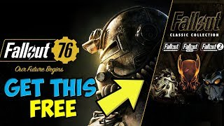 FREE Fallout Classic Collection & How To Claim It | Fallout 76