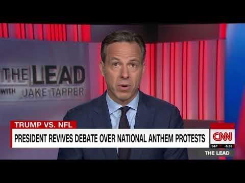 CNN: Jake Tapper: Trump picking sides in culture war