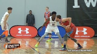 Josh Jackson vs. Mitchell Ballock - Combined For 71 Points @ UAA Session 2!