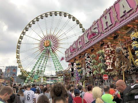 Düsseldorf Fun Fair, Germany Pt.1
