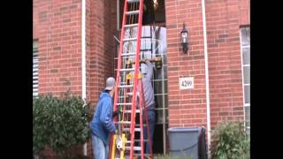 Transom Window Replacement Process