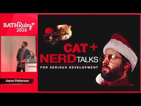 BathRuby 2016 - How are Method Calls Formed? by Aaron Patterson