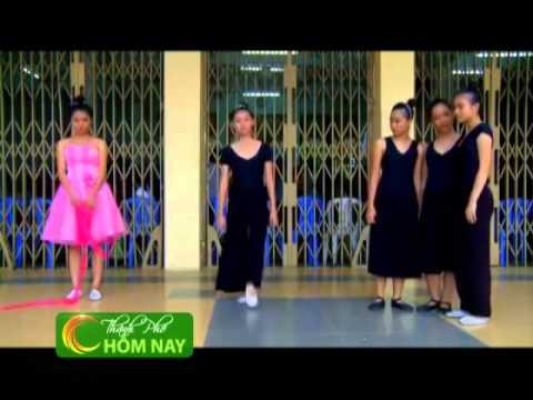 Diễn viên Vân Trang - Thành Phố Hôm Nay [HTV9 -- 12.04.2014]