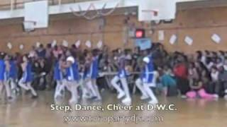 Step, Dance, Cheer Competition at DeWitt Clinton H.S. - Bronx, NY - Toro Party DJs