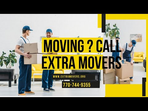 ░▒▓ Best Movers Atlanta - Affordable Moving Labor Company In Atlanta  ▓▒░