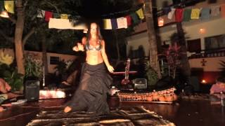 Tribal Fusion Belly Dance by Jiva. Revival (Beats Antique) 2013