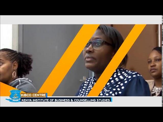 KIBCo January 2020 intake ongoing