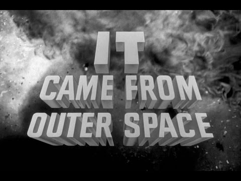 It came from outer space 1953 dvd review youtube for Watch it came from outer space