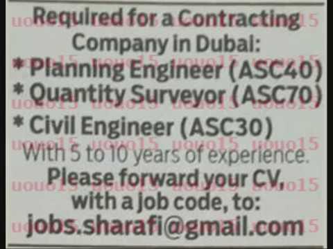 gulf news jobs classifieds today 30/11/2017