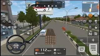 Download Truk Umplung' Muat kayu. Driver Belajar Oleng