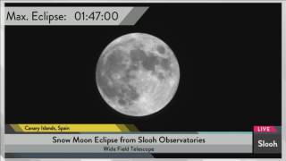 Full Snow Moon Eclipse thumbnail