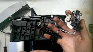How to replace the steam valve on DeLonghi Magnifica
