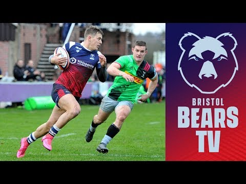 Highlights: Bristol Bears 'A' vs Harlequins