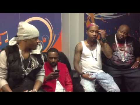 Dru hill interview