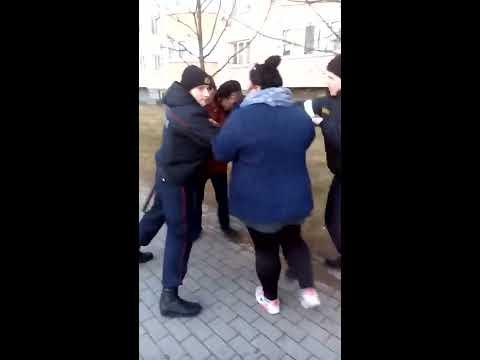 Беспредел милиции Беларусь. Жодино.