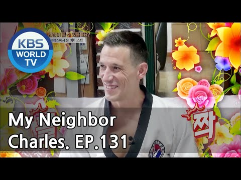 My Neighbor, Charles | 이웃집 찰스 - Ep.131 / The French man Baptiste's [ENG/2018.03.08]