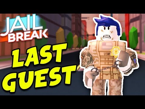 Roblox Jailbreak PLAYING AS THE LAST GUEST! | PRIZE WHEEL IS BACK! | 🔴 Roblox LIVE