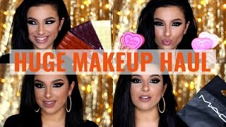 HUGE Makeup Haul - MAC, House Of Lashes, LA Splash & MORE!