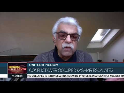 Tariq Ali Speaks About the Growing Crisis Between India and Pakistan