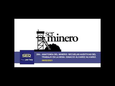 284.- ANATOMÍA DEL MINERO. SECUELAS AUDITIVAS DEL TRABAJO EN LA MINA. IGNACIO ÁLVAREZ. 08/02/2021