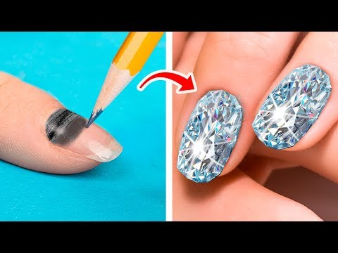 15 Nail Hacks And Designs Every Girl Should Try
