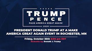 Download lagu LIVE: President Donald Trump in Rochester, MN #Minnesota