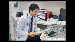 Repeat youtube video Congrats ! นายแพทย์จักรีวัชร วิวัชรวงศ์