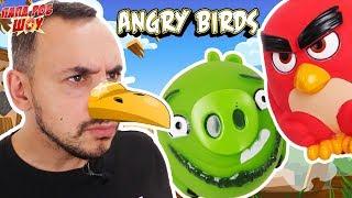 ANGRY BIRDS 2! Новый ОБЗОР от Папы Роба! 13+