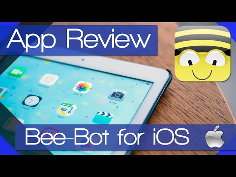 Bee Bot App - iPad Coding and Computing Apps reviewed + Giveaway!