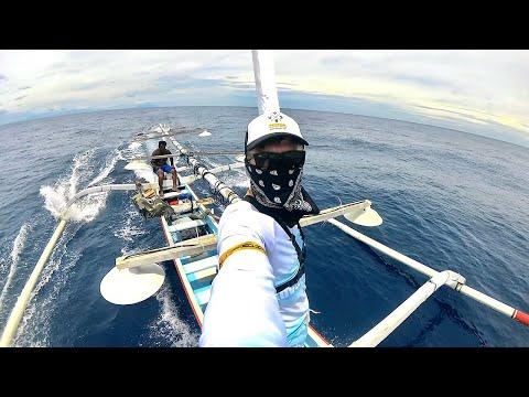 Рыбалка на Бали. Рыбалка на Баракуду. Рыбалка на Махи Махи. Корифена  (2 серия)