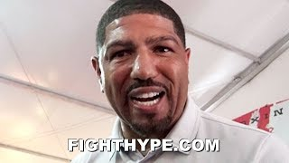 WINKY WRIGHT TELLS KEITH THURMAN