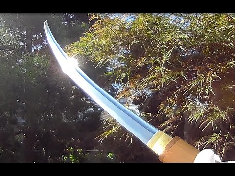 Cool Japan #5 Japanese antique Samurai Sword Katana made about 500 years ago