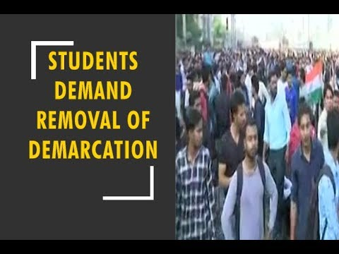 Mumbai: Apprentice students protest, demand permanent jobs in Railways