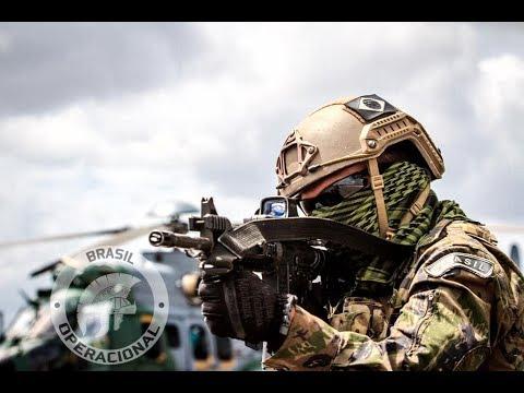 PARA-SAR  FAB  Brazilian Special Forces  PARA-COMANDOS