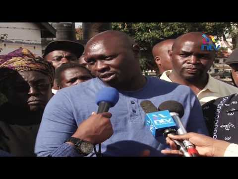 Lawyer says Alfred Keter detained overnight without charge