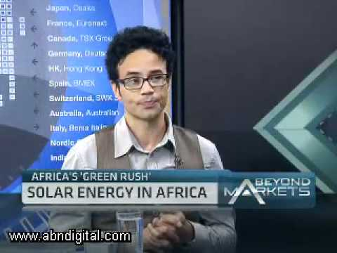 Investment Frontier in Africa: Green Energy Solutions