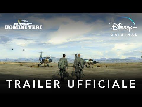 Disney+   The Right Stuff: Uomini Veri - Dal 9 Ottobre In Streaming