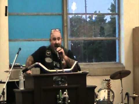 Church service 5-3-2012 Rock Solid