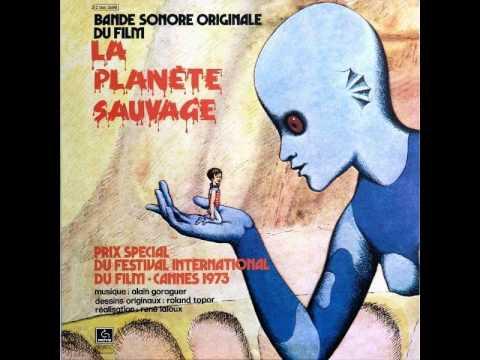 Alain Goraguer - Conseil des Draags (BO La Planète Sauvage)