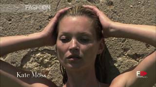 "Kate Moss, Isabeli Fontana, Natasha Poly for the ""Pirelli Calendar 2012"" part 2 by FashionChannel"