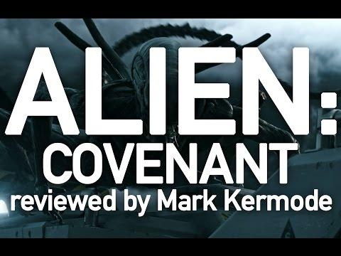 Alien: Covenant reviewed by Mark Kermode