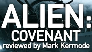 Alien: Covenant reviewed by Mark Kermode