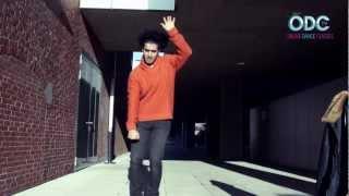Nauka tańca Hip-Hop with Farid Kabouska