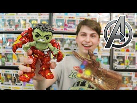 Top 5 Avengers Funko Pops
