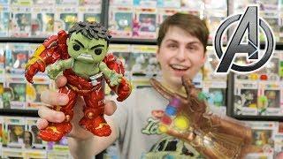 Baixar Top 5 Avengers Funko Pops!