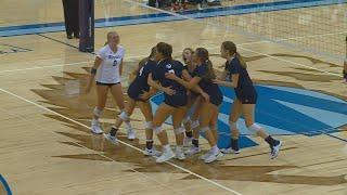 Woodlan beats Adams Central 3-1 in girls volleyball on 9/17/20